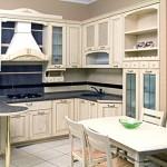 Кухня Эстель Белая
