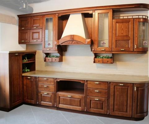 Классическая кухня «Эстель» — реализованные проекты