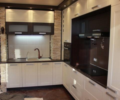 Современная кухня «Лимба» — реализованные проекты