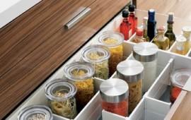 Разделительные системы для кухонной мебели