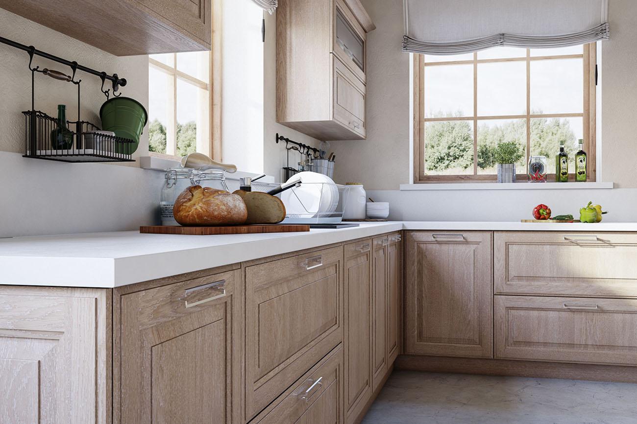 кухня астра геос идеал фото