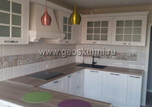 Белый кухонный гарнитур «АРЛИ»