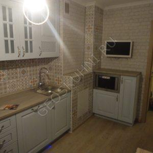 Прямая кухня Симона