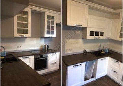 Мебель для маленькой кухни