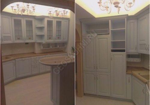 Кухня в стиле прованс фото интерьера