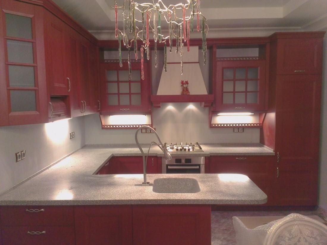 Как обставить кухню в восточном стиле?