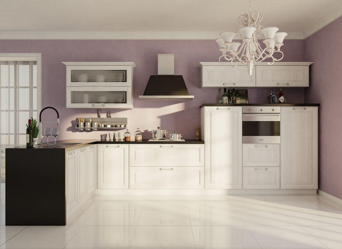Широкий ассортимент современных кухонных гарнитуров
