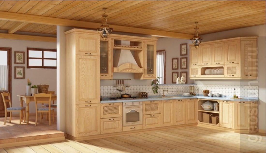 Уютная и практична кухня на вашей даче