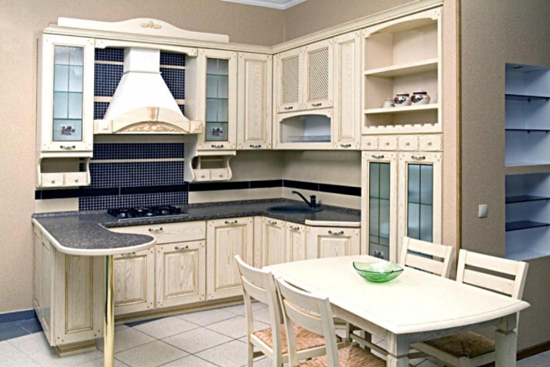 Стиль кантри – уют на вашей кухне