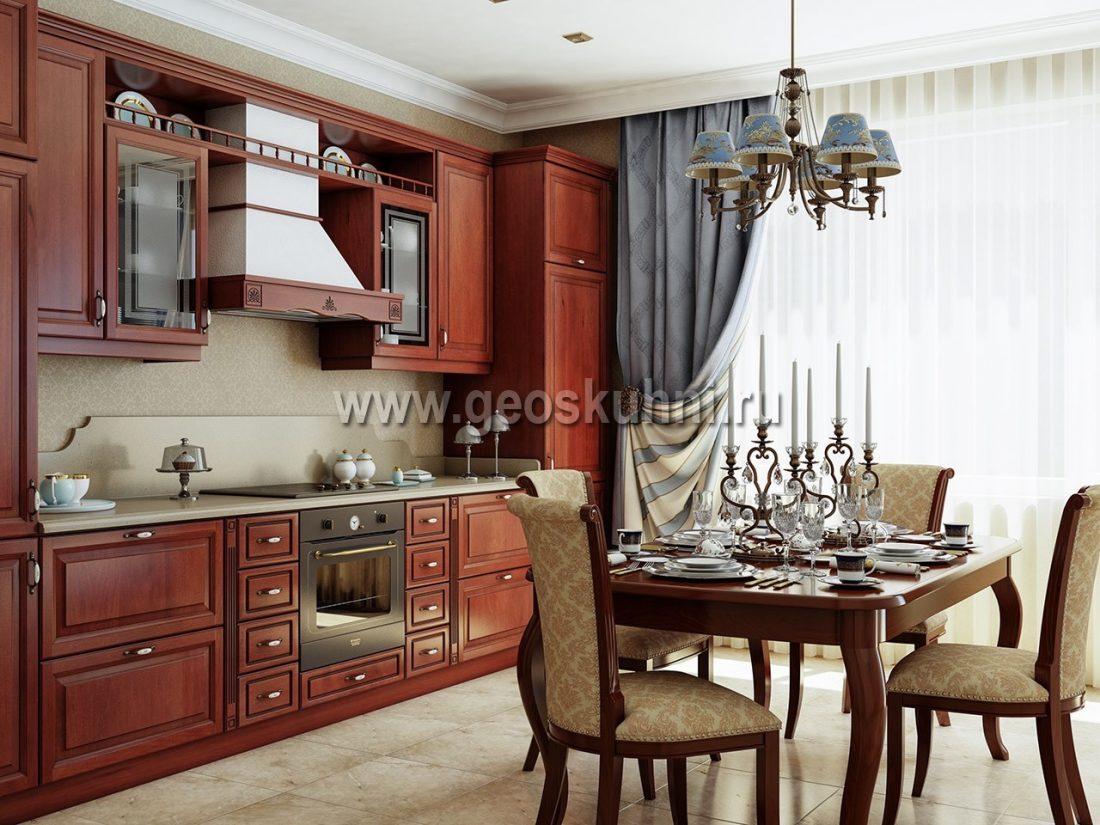 Кухня в деревенском стиле в подробностях