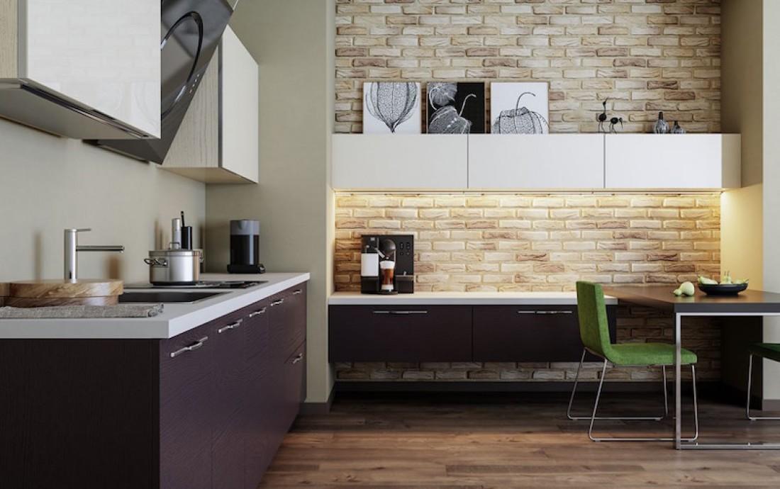 Классика и модерн на вашей кухне