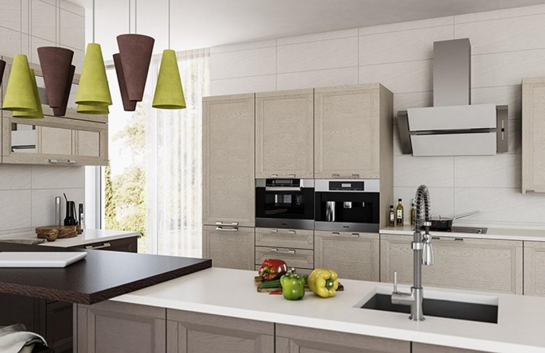 Новая кухня от Геос Идеал